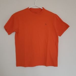 Tommy Hilfiger Orange T Shirt